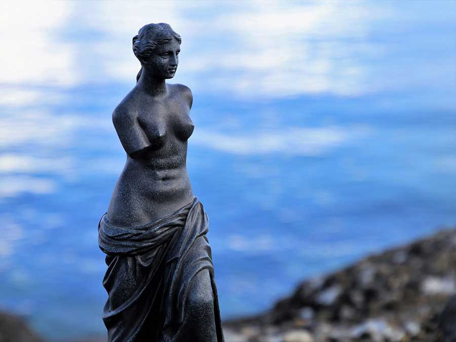 Estatua de Venus de Milo
