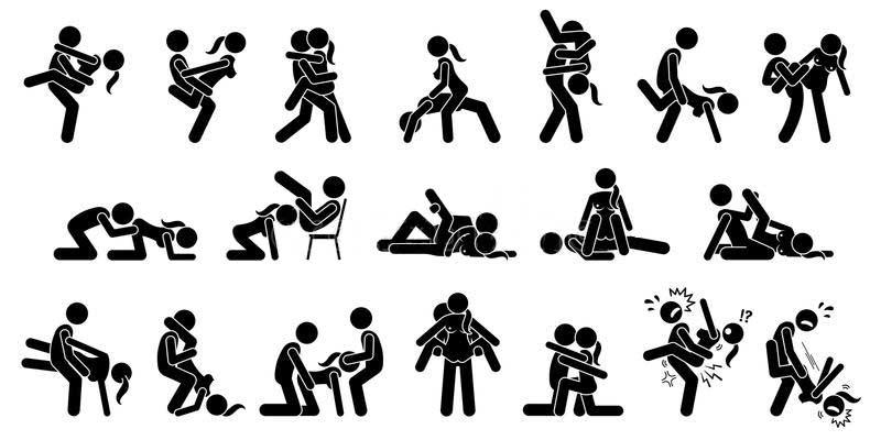 posiciones sexuales